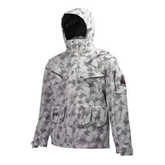 e447f0347b623 Helly Hansen Jackets & Coats | Norwegian Fern Camo Ski Board Coat ...
